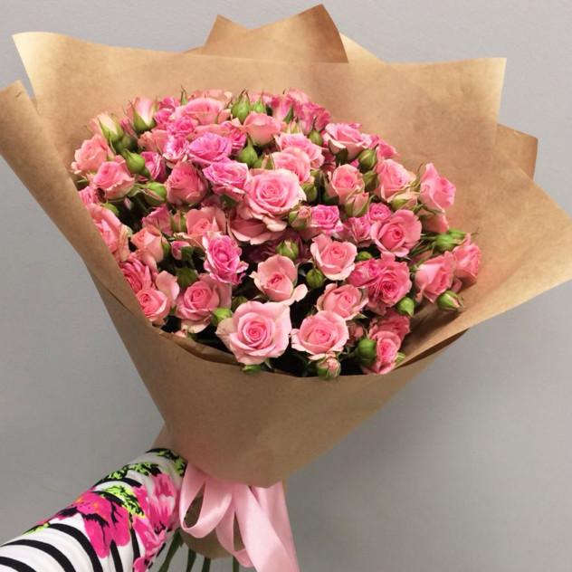 15 Роз Кустовых