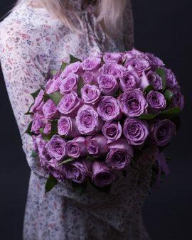 55 Сиреневых Роз