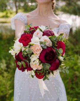 """Букет невесты """"Свадебный"""""""
