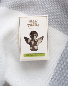 Домашний шоколад Счастье №2