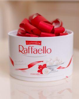 Конфеты Raffaello торт