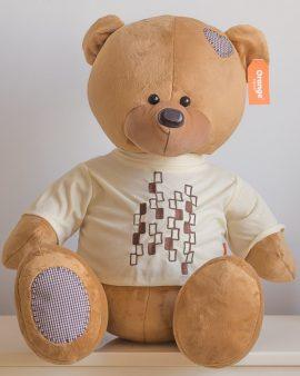Мягкая игрушка Медведь Топтыжкин коричневый (50 см.)