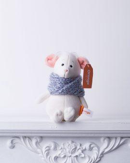 Мягкая игрушка Мышонок Чупик