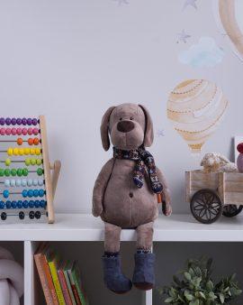 Мягкая игрушка Пес Барбоська в уггах